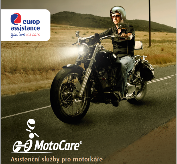 Pojištění asistenčních služeb MotoCare roční