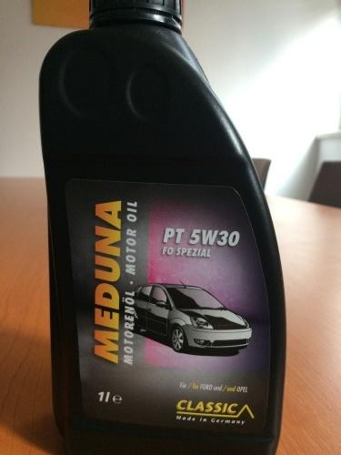 Motorový olej PT 530 FO