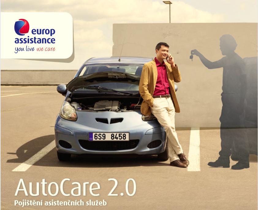 Pojištění asistenčních služeb AutoCare roční
