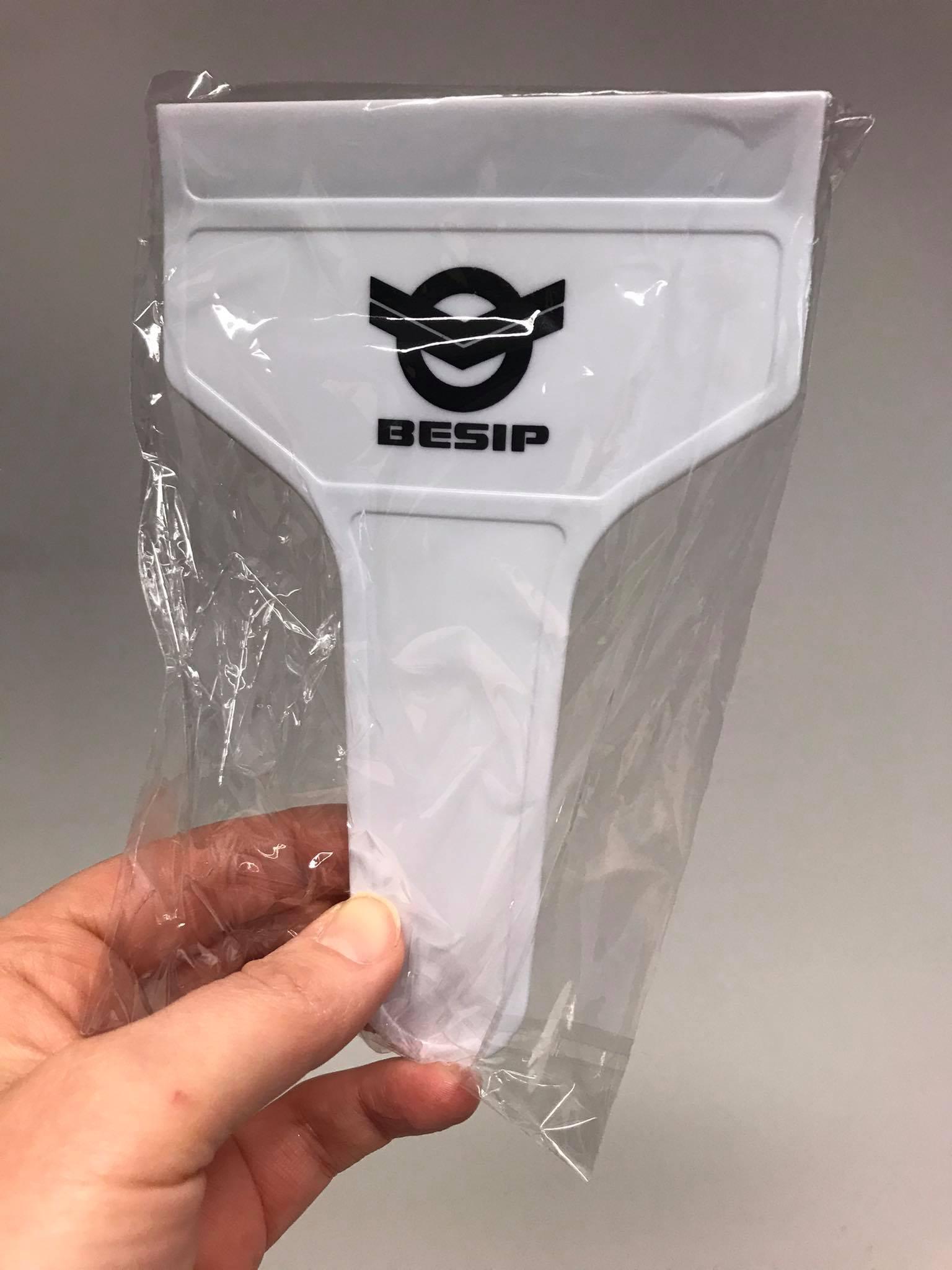 BESIP - škrabka na led
