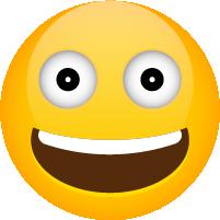 Avatar - Smajlík smějící